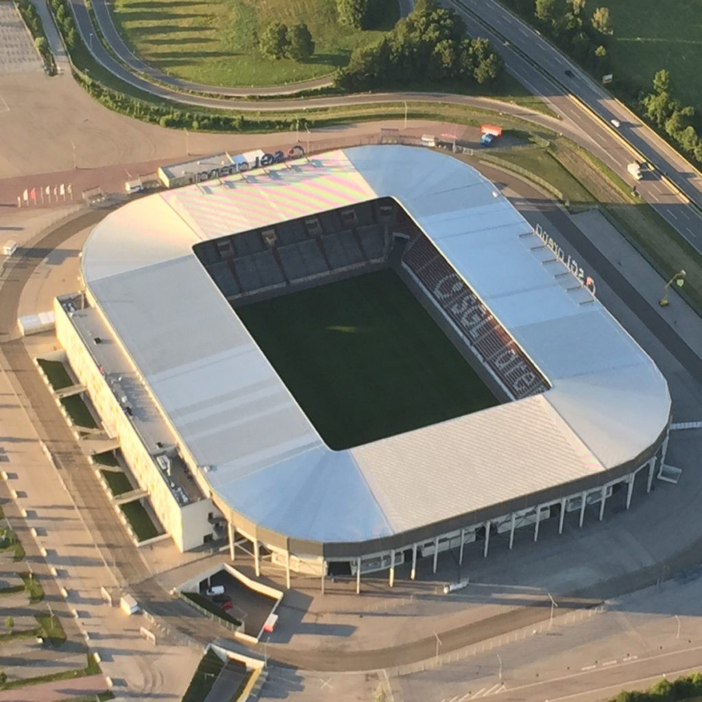Augsburg Fußballstadion