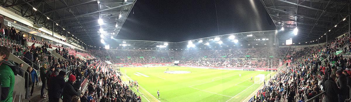 Augsburg Arena 2019